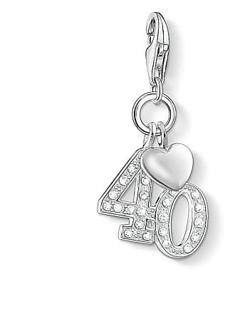 Locket necklaces now 2692 items up to 50 stylight thomas sabo thomas sabo charm pendant 40 white 1239 051 14 aloadofball Images