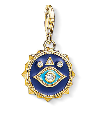 Thomas sabo charms must haves on sale at usd 2400 stylight thomas sabo thomas sabo charm pendant blue nazar eye blue 1663 565 32 aloadofball Images