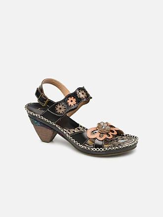 d20987b73a5e Laura Vita Becigneto 33 - Sandalen für Damen   schwarz