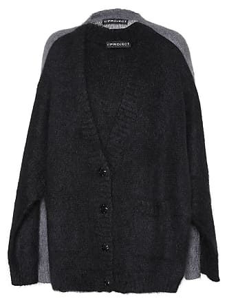 Y / Project Mohair-blend cardigan