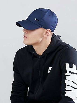 Nike Cappellino blu navy con logo Nike in metallo 943092-451 - Navy 94cfeec9735e