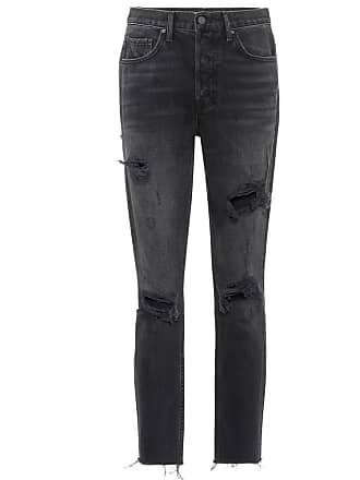 GRLFRND Karolina high-waisted jeans