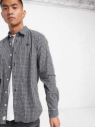 Timberland stripe pop long sleeve shirt-Blue