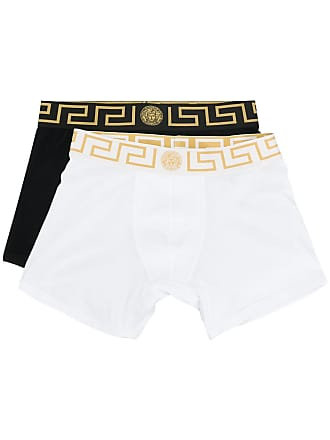 3ae4e961a Versace pack of two boxer briefs - Black