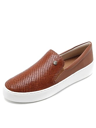 Bottero Slip On Couro Bottero Cobra Caramelo
