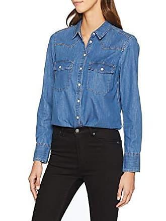 Camicie Jeans Donna  Acquista 269 Marche fino a −70%  dd6ed4aa80c