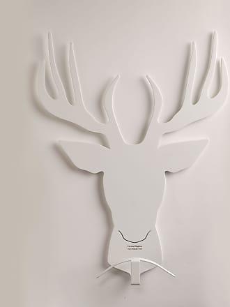 Lettera G Caccia Grossa White Deer