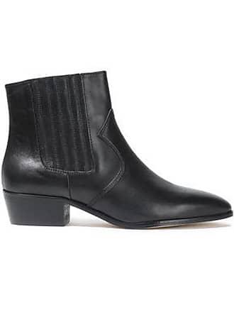 Rebecca Minkoff Rebecca Minkoff Woman Leather Ankle Boots Black Size 36