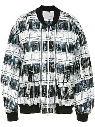 Yoshiokubo wanted MA-1 bomber jacket - White
