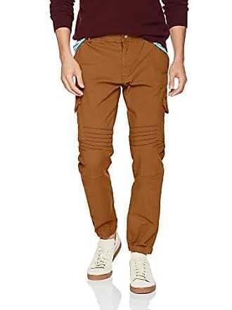 2(x)ist Mens Moto Pant Pants, Bronze/Brown, X-Large