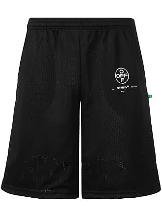 c838a2d829f1 Off-white logo print track trousers - Black