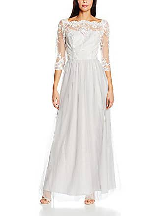 78480a55fdc Chi Chi London Embroidered Maxi - Robe no Information 254 Manches 3 4 -  Femme