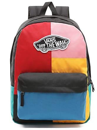 7d17f5d973 Vans Backpack Vans Realm Backpack Patchwork Black No size