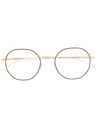 Mykita Armação para óculos redonda - Neutro