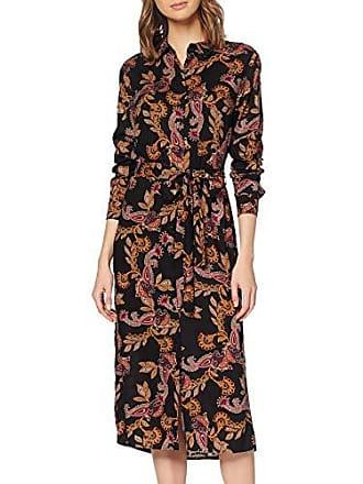 6169fd7c8 Dorothy Perkins Paisley Midi Shirt Dress Vestido