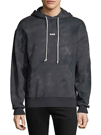 G-Star Mens Cyrer Hoodie in Eclipse Graphic