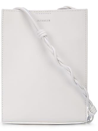 Jil Sander small shoulder bag - White