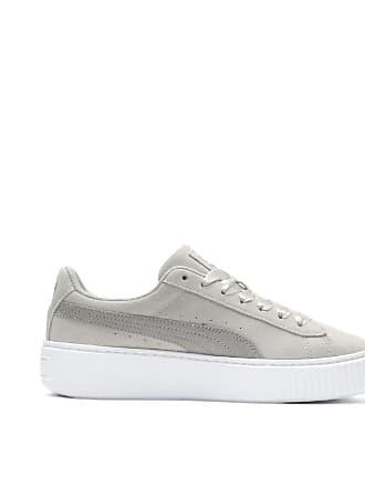 90bcbabd64d1 Puma Sneakers mit Keilsohle Platform Galaxy Wns - grau - PUMA