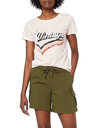 09d0f25c04 Vila Vilinea RW Cargo Shorts/Ki Vert Dark Olive, W(Taille du Fabricante