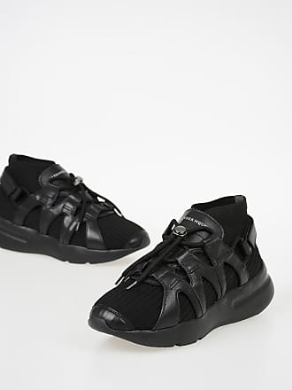 Alexander McQueen Leather Fabric SOCKS Sneakers size 39,5