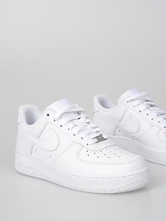 low priced b769c 70436 Nike Leather AIR FORCE 1 Sneakers size 6,5