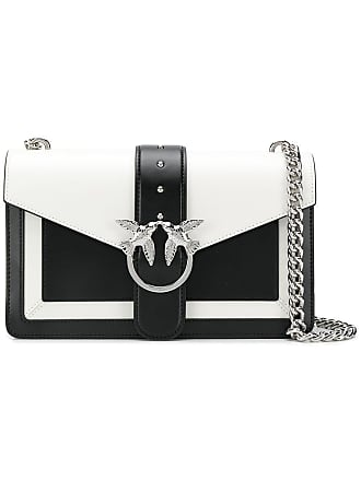 Pinko Love Evolution shoulder bag - Black