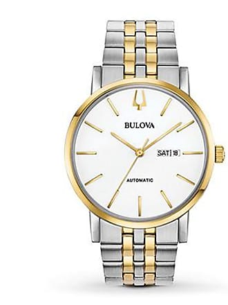 6b8a635fb Jared The Galleria Of Jewelry Bulova Classic Automatic Mens Watch 98C130