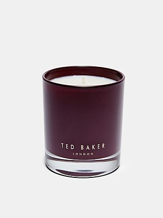 Ted Baker Pink Pepper And Cedarwood Scented Candle in Oxblood CARRINE, Womens Accessories