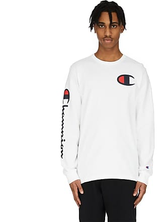 1d360dca6c13 Men's Champion® Long Sleeve T-Shirts − Shop now up to −40% | Stylight