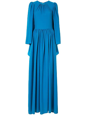 Ingie Paris Vestido longo de festa - Azul