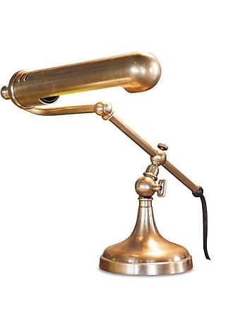 PIB Stanford brass desk lamp