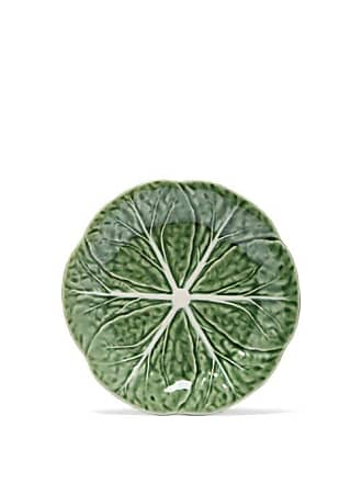 Bordallo Pinheiro Cabbage Earthenware Side Plate - Green