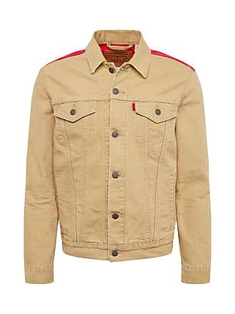 Jumpers & Cardigans Men's Clothing Mens Levis Denim Trucker Biker Button Up Jacket Coat M Medium Keine Kostenlosen Kosten Zu Irgendeinem Preis