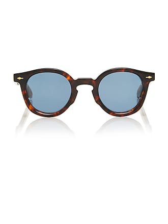 eb8d0a9fe3a Jacques Marie Mage Felix Round-Frame Acetate Sunglasses