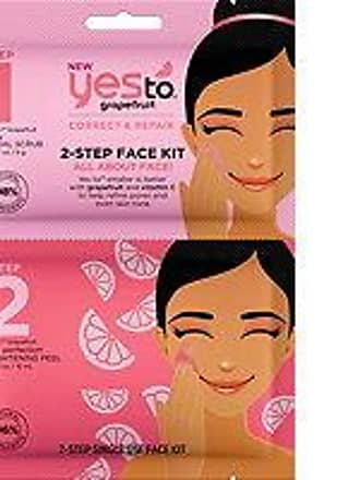 Yes To Grapefruit 2-Step Face Kit All About Face