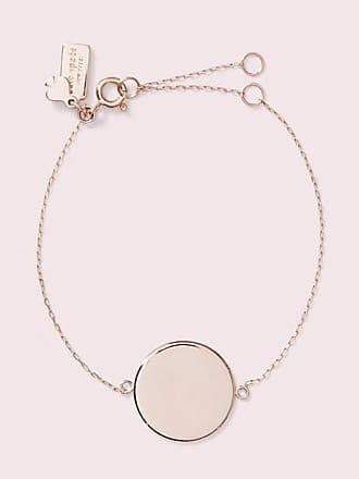 Kate Spade New York Demi Fine Round Line Bracelet, Rose Gold