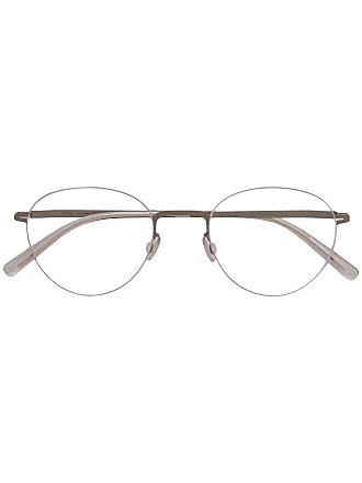 Mykita Eito round glasses - Prateado