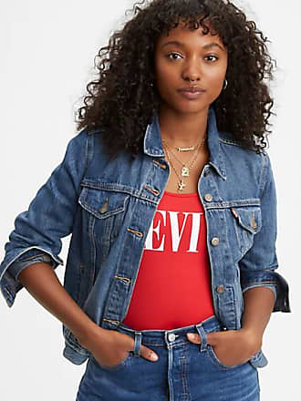 Levi's Original Trucker Jacket - Blue