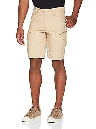 A|X Armani Exchange Mens Classic Cargo Shorts,khaki,31