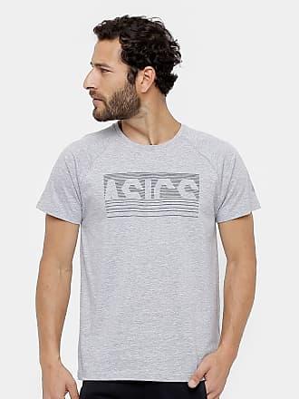 b0b6f6a99b8a4 Asics Camiseta Asics Training Graphic Ss Masculina - Masculino