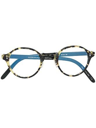 Oliver Peoples Armação de óculos - Preto