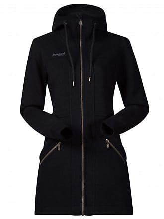 Bergans Myrull Lady Coat Mantel für Damen   schwarz 359f913f22