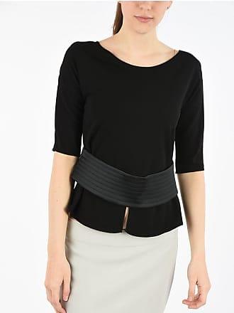 Armani COLLEZIONI blusa con zip sul dietro taglia 42