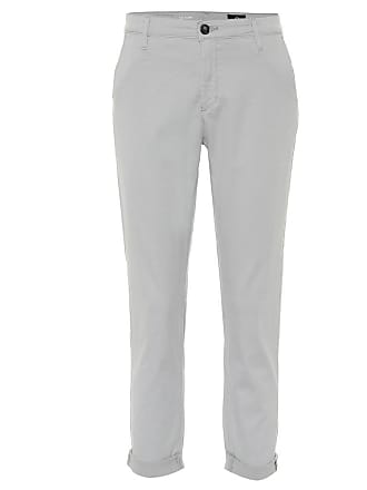 AG - Adriano Goldschmied Caden stretch cotton crop pants