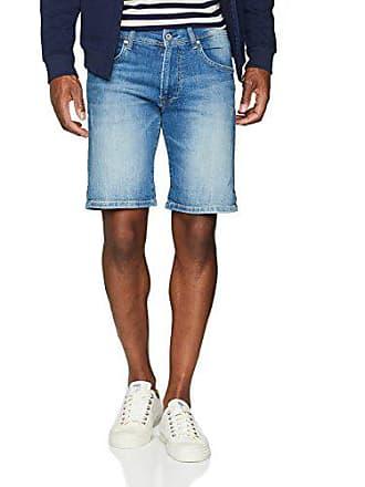 aac554ed7de Pepe Jeans London Cane Short Short Homme Bleu (Denim) Taille Fabricant  36