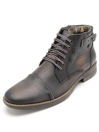 757a191db Sapato Social Masculino Mariner. Frete: Frete não incluído. Mariner Bota  Couro Mariner Silverstone Preta