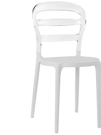 Witte Kunststof Design Stoelen.Stoelen In Wit 341 Producten Van 10 Merken Stylight