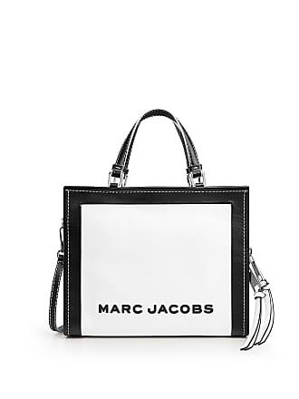 Marc Jacobs The Box Shopper 29 Top Handle Bag White