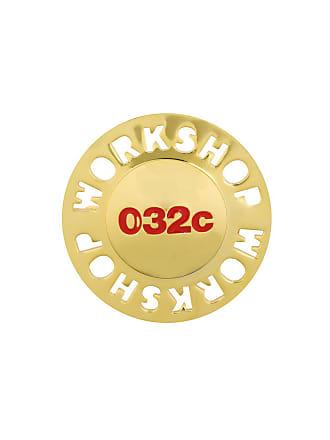 032c Workshop pin - Metallic