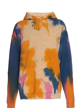 Rhude Tie-Dye Cotton Hoodie